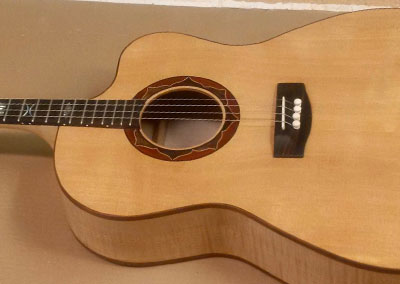 The Butterfly – Tenor Guitar