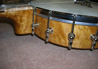 Short Scale Traveller Banjo