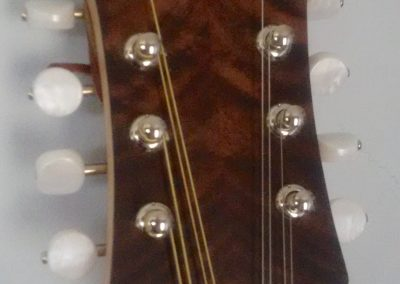 Bookmatched Walnut Headstock