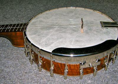 Curly Walnut Whyte Lady Banjo
