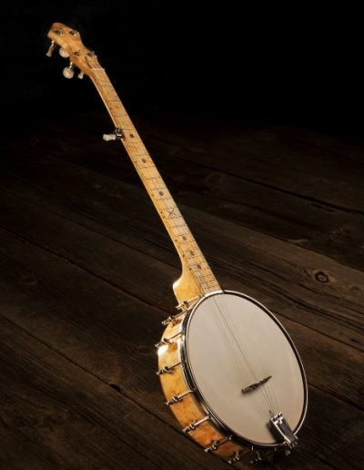 Pattison Granadillo Tone Ring Banjo