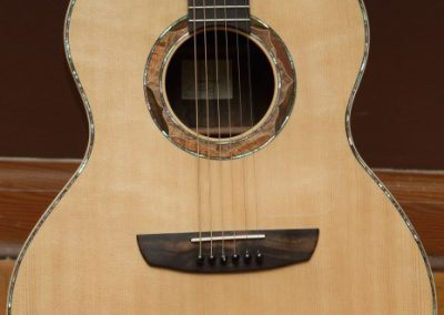 Two Loons Acoustic Guitar