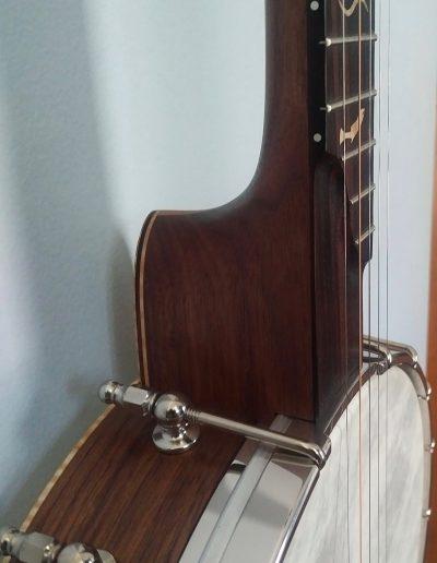 Walnut Heel Profile