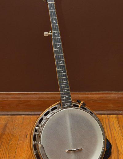 Walnut Resonator Banjo